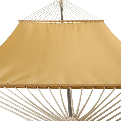 Buyers Choice Phat Tommy Sunbrella Dupione Deluxe Fabric Hammock with Stand