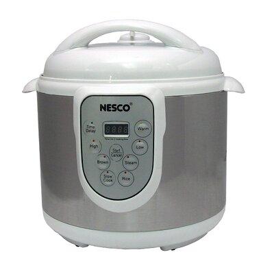 Nesco Professional 4-in-1 Pressure Cooker