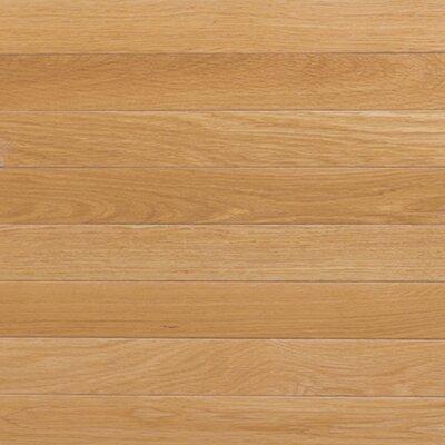 "Somerset Floors Color Plank 5"" Solid White Oak Hardwood Flooring in Natural"