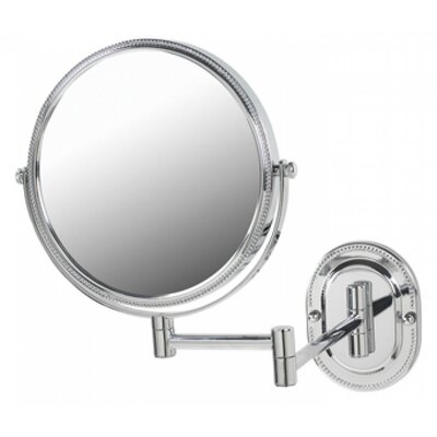 Dual Sided Wall Mount Mirror by Jerdon