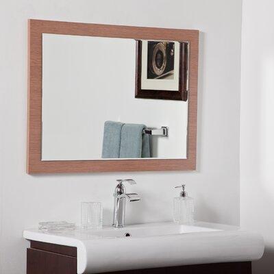 Arbor Modern Wall Mirror by Decor Wonderland