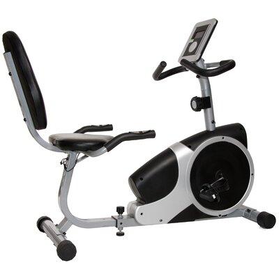 Body Flex Magnetic Recumbent Bike