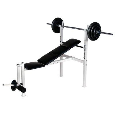Standard Weight Bench by Body Flex