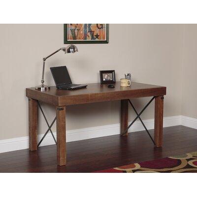 Industrial Island Computer Desk by American Furniture Classics