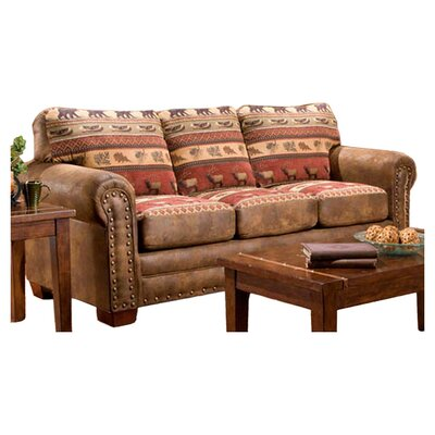 American Furniture Classics Lodge Sierra Sofa