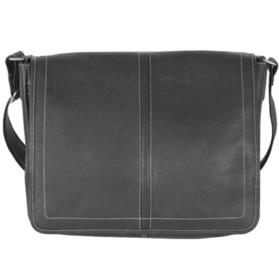 Arcadia Laptop Messenger Bag by Latico Leathers