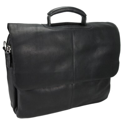 Heritage Leather Laptop Briefcase by Latico Leathers