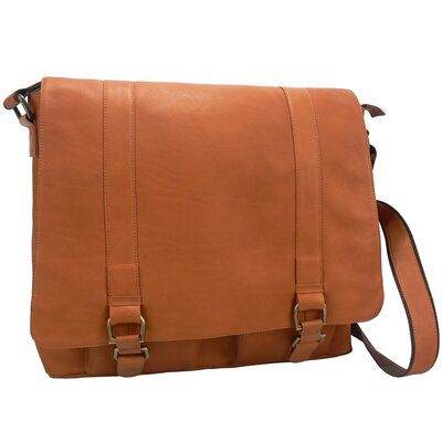 Latico Leathers Heritage Messenger Bag