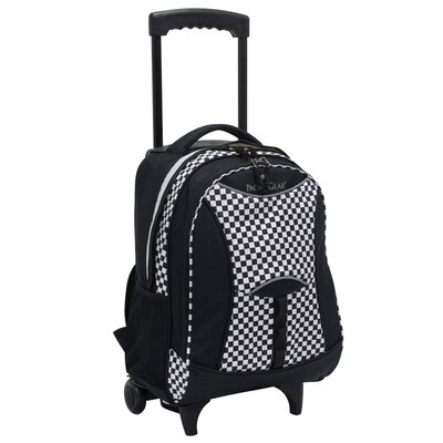 Pacific Gear Lightweight Wheeled Backpack by U.S. Traveler