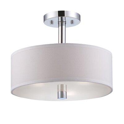 Cordova 3 Light Semi Flush Mount Product Photo