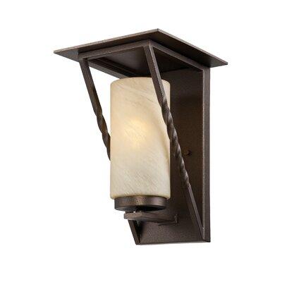 Designers Fountain Parkview 1 Light Wall Lantern