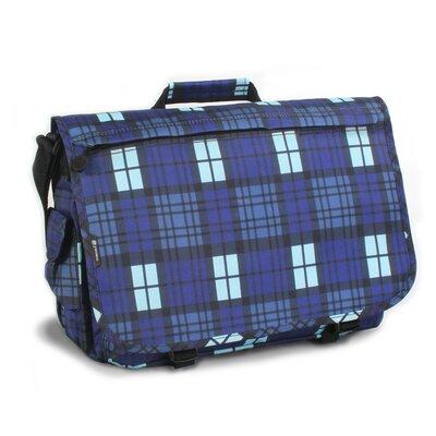 Thomas Tartan Messenger Bag by J World