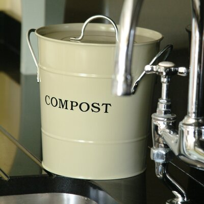 Exaco 1 cu. ft. Kitchen/Countertop Composter