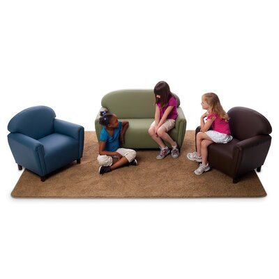 Brand New World Just Like Home Enviro-Child Upholstery Chair