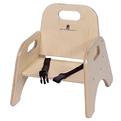 Steffy Wood Products Wood Classroom Chair
