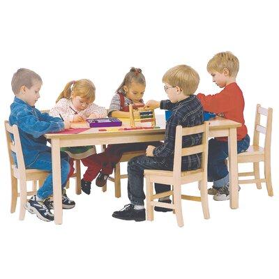 J.B. Poitras Classroom Table