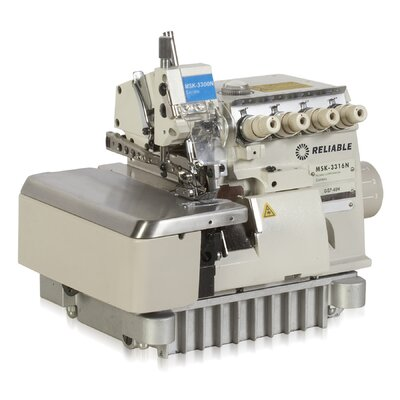Reliable Corporation 5 Thread Safety Stitch Serging Machine