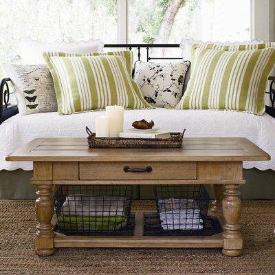 Paula Deen Home Down Home Coffee Table Set Reviews Wayfair