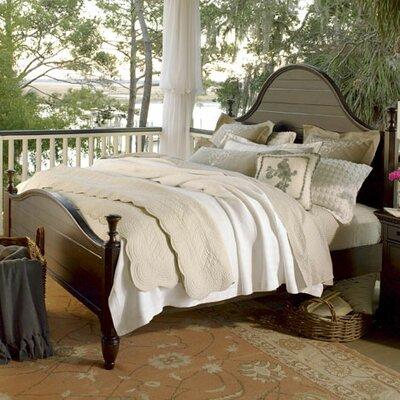 paula deen home paula deen down home panel customizable bedroom set