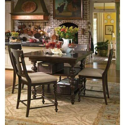 Paula Deen Home Sweet Tea Counter Height Dining Table