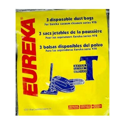 Eureka® Type T Disposable Dust Bag