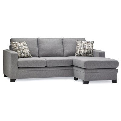Ray Reversible Chaise Sectional by Sofas to Go