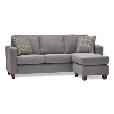 Maggie Reversible Chaise Sectional by Sofas to Go
