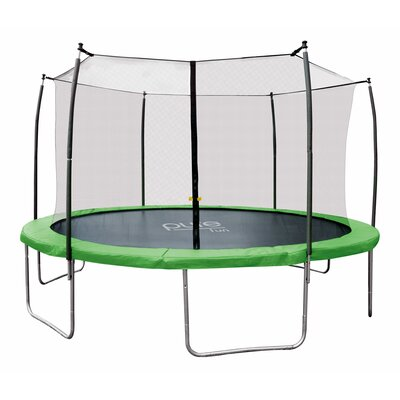 Trampoline with Enclosure Product Photo