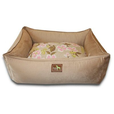 Luca For Dogs Meadow Easy-Wash Cover Lounge Donut Dog Bed
