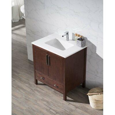 "Rockford 31"" Single Sink Bathroom Vanity Set Product Photo"