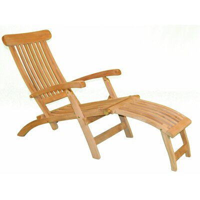 Steamer Lounge Chair by Jewels of Java