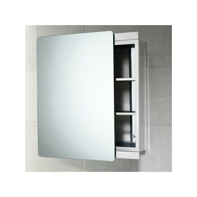 "Kora 18.11"" x 25.98"" Surface Mounted Medicine Cabinet Product Photo"
