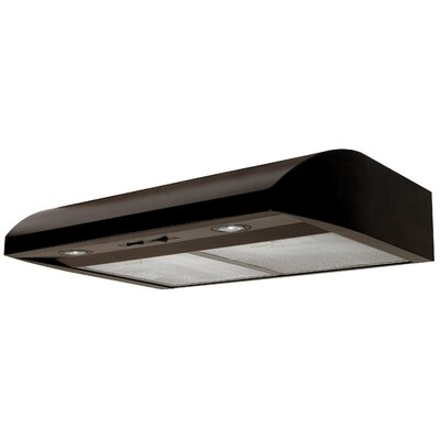 "30"" 250 CFM Under Cabinet Range Hood Product Photo"