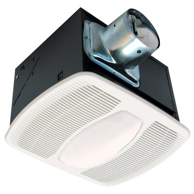 100 CFM Energy Star Bathroom Fan with Night Light by Air King