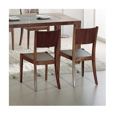 Stark Side Chair by Beverly Hills Furniture