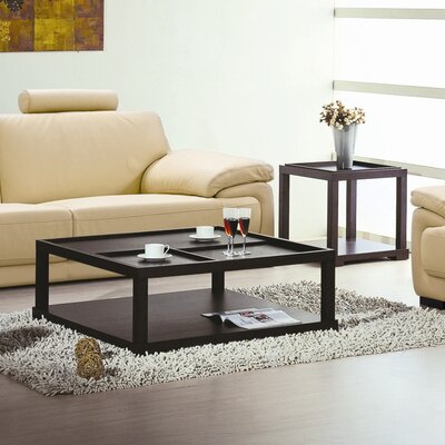 Parson End Table by Beverly Hills Furniture