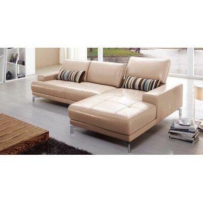 Beverly Hills Furniture Urban Sectional Reviews Wayfair
