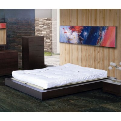 Zen Platform Bed by Beverly Hills Furniture