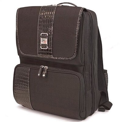 ScanFast Onyx Checkpoint Friendly Backpack by Mobile Edge