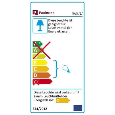 Paulmann Schienensystem 4-flammig Twister Cannes