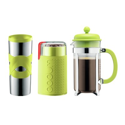 3 Piece Coffee Maker Set by Bodum