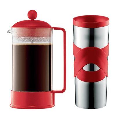 2 Piece Coffee Maker Set by Bodum