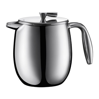 Columbia 4 Cup Double Wall French Press Coffee Maker by Bodum