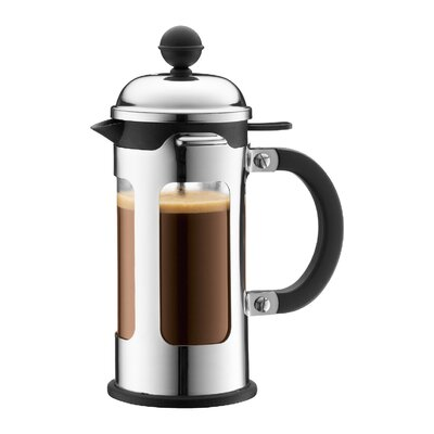 Chambord Coffee Press with Locking / Lever Lid by Bodum