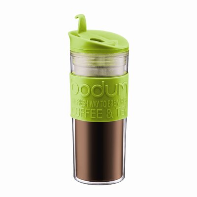 Bodum Bistro 15 Ounce Double-Walled Travel Mug