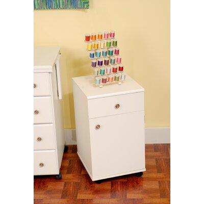 Suzie Sidekick Storage Cabinet by Arrow