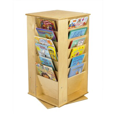 A&E Wood Designs Cubbie Media Book Stand