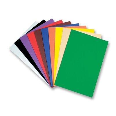 "Chenille Kraft Company Wonderfoam Sheets, 9""x12"", Large, 10 per Pack, Assorted"