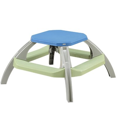 Kid's Octagon Picnic Table by American Plastic Toys