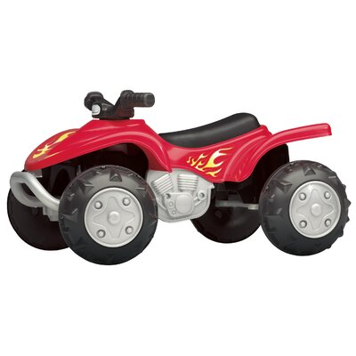 Push/Scoot ATV by American Plastic Toys
